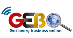 Welcome to GEBO PRO: Logo